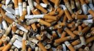 Cigarečių nuorūkos pagal tūrį sudaro tris ketvirtadalius visų keliuose išmetamų šiukšlių.