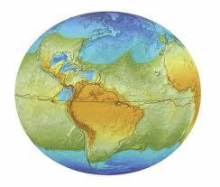 Ekvatorius, arba pusiaujas – ilgiausia Žemės rutulio lygiagretė, juosianti jį vienodu nuotoliu nuo abiejų geografinių ašigalių. Pusiaujas Žemės rutulį dalija […]