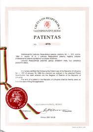 JAV paraiškos patentui forma nebuvo redaguota nuo pat 1952 metų, ir tai yra seniausia oficiali paraiškos vyriausybei forma, naudojama dar […]