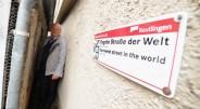 Mažas Vokietijos miestelis didžiuojasi savo siauriausia pasaulyje gatve, kurios plotis vos 31 centimetras. Ši gatvė oficialiai pripažinta siauriausia pasaulio gatve […]