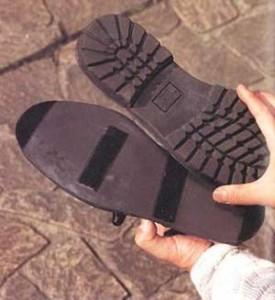 Batų atspaudai