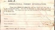 Žvejys Škotijoje rado seniausią pasaulio istorijoje žinutę butelyje.2012 metų rugsėjį rastas butelis buvo vienas iš 1890 butelių, kurie buvo išmesti […]