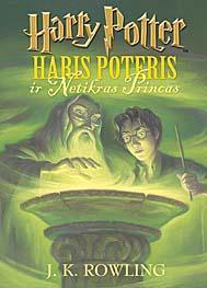 Haris poteris ir netikras princas