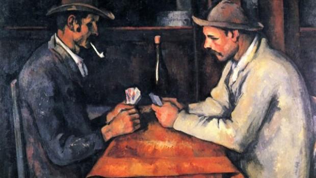 """1. Paul Cezanne paveikslas – """"Kortų lošėjai"""". Kaina -267 milijonai dolerių(apie 660 mln. litų) Tai brangiausias kada nors parduotas […]"""