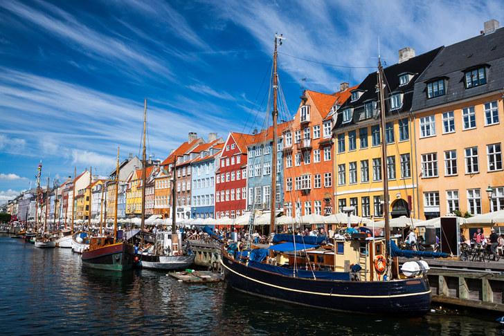 Danijos uostas