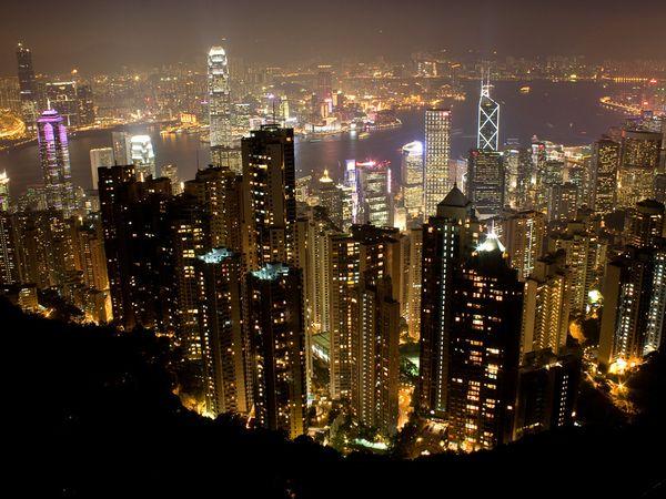 Honkongas nakti