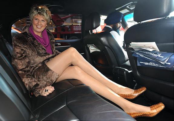 Ilgiausios pasaulio kojos limuzinas