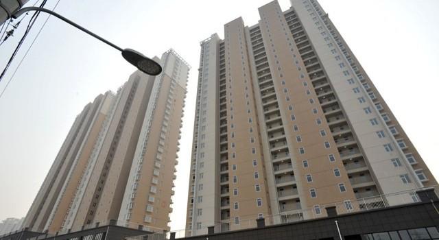 Kinijoje - Namai be langų