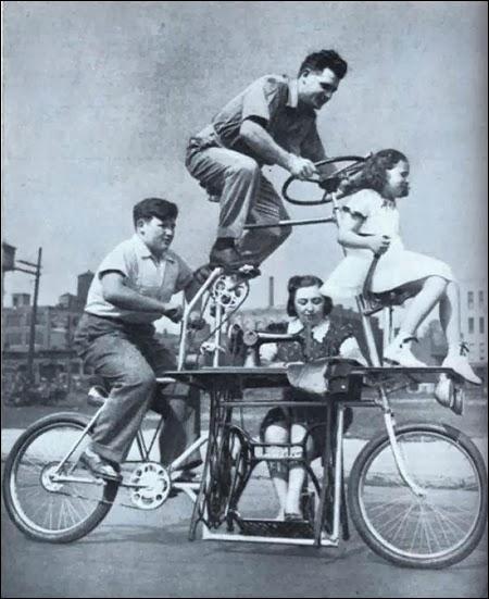 Dviratis visai šeimai (1939)