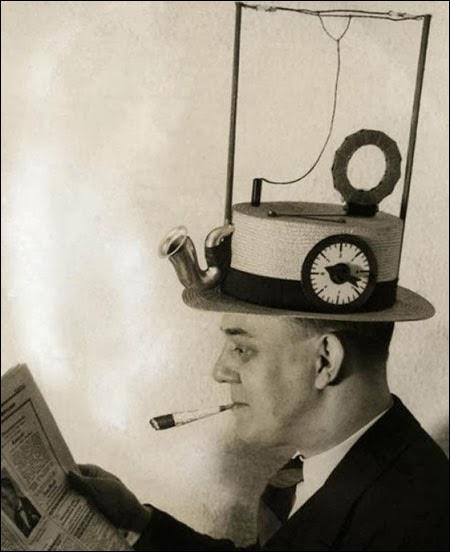 Skrybele su radiju (1931)