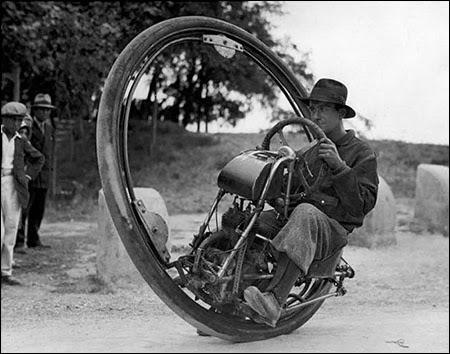 Vienratis motociklas (1931)