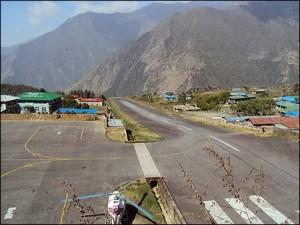 Tenzing Hillary oro uostas Nepale