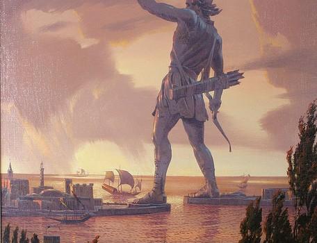 Vienas iš septynių Senojo pasaulio stebuklų, apie kurį galbūt mažiausiai žinoma, yra Rodo Kolosas. Neliko jo piešinių, kitaip, negu daugelio […]
