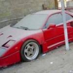 Ferrari Enzo Dubajuje