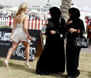 Kultūrų skirtumas Dubajuje