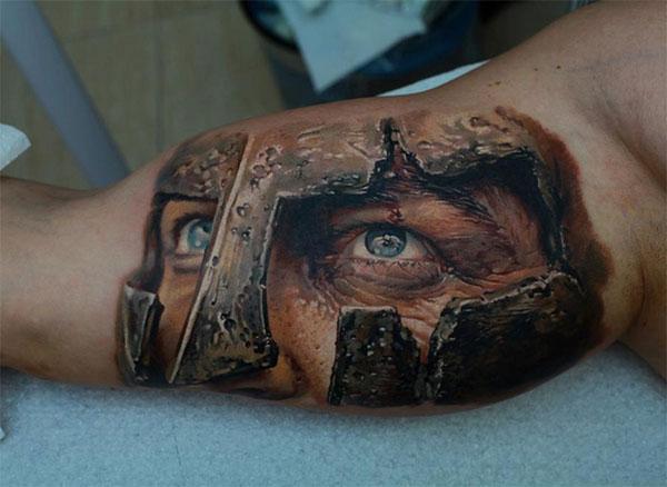 Tatuiruotė ant rankos
