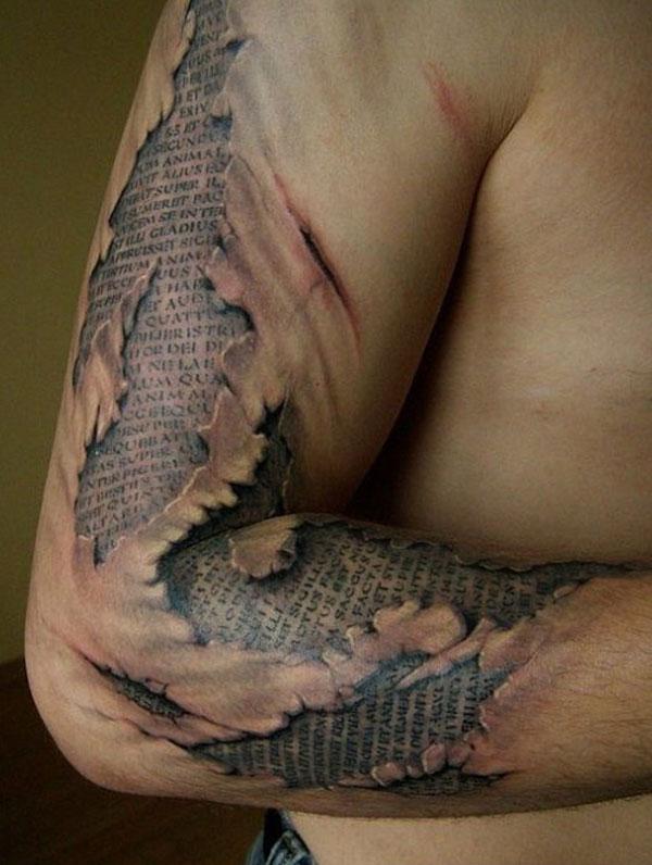 Tatuiruotė - raštas