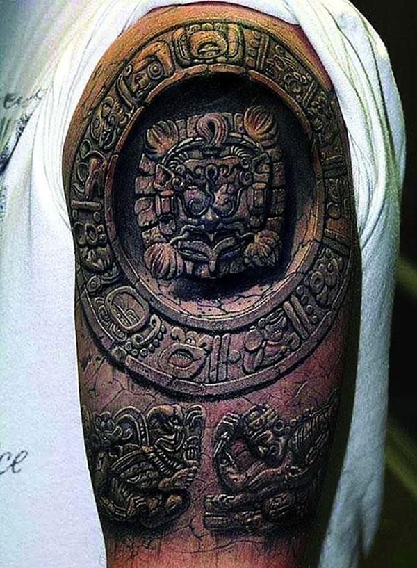 Realistiška tatuiruotė