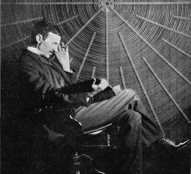 Nikola Tesla vaizduotė