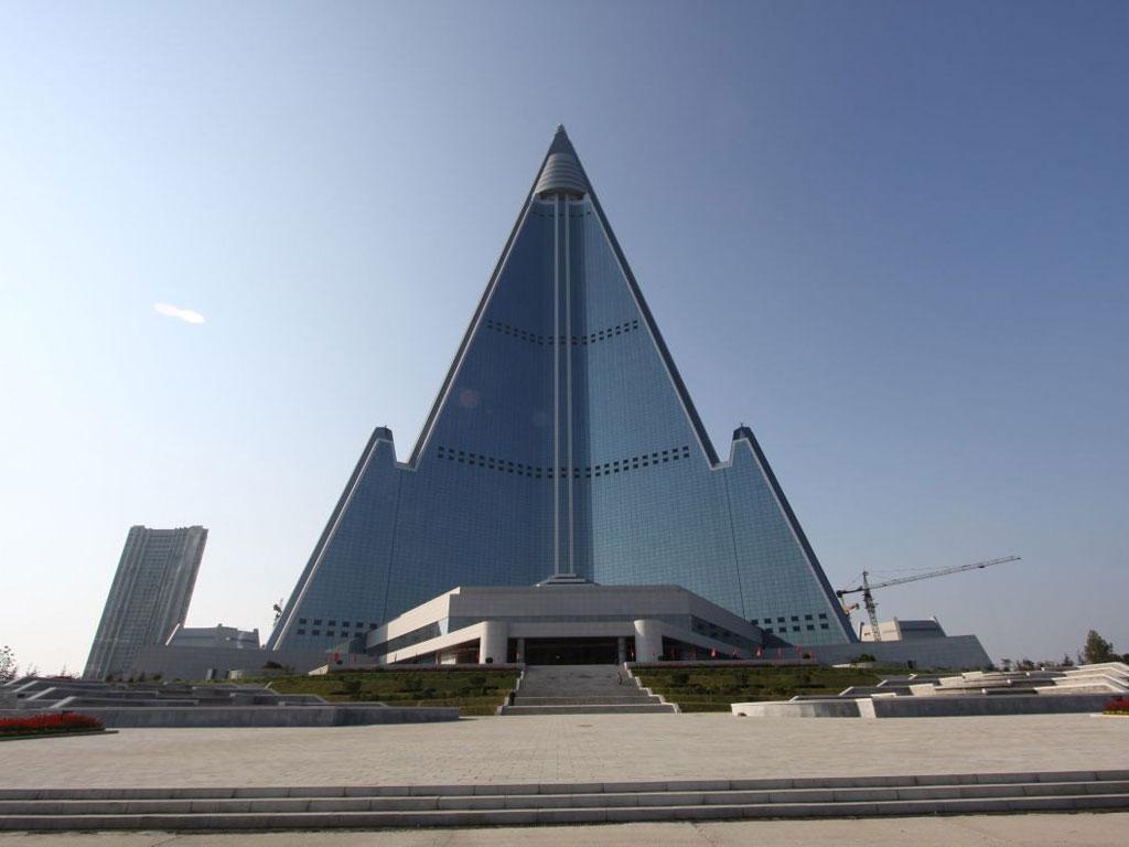 Ryugyong viešbutis