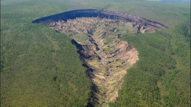 Rusijos glūdumoje lyg gyvas organizmas augantis Batagaikos krateris jau nevieną dešimtmetį glumina vietos gyventojus ir mokslininkus iš viso pasaulio. Šis […]